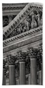 Capitol Buildings Bath Towel