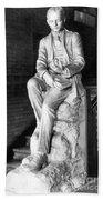 Charles Martin Hall, American Inventor Bath Towel