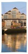 City Of Dublin Hand Towel