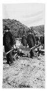Civil War: Georgia, 1864 Bath Towel