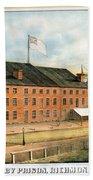 Civil War: Libby Prison Bath Towel