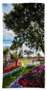 Clacton Pleasure Garden Bath Towel