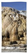 Cleopatra Terrace, Mammoth Hot Springs Bath Towel