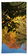 Colorful Reflections Bath Towel