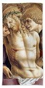 Crivelli: Pieta Bath Towel