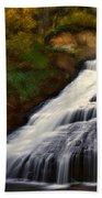 Dingmans Falls Bath Towel