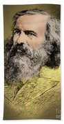 Dmitri Mendeleev, Russian Chemist Bath Towel