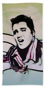 Elvis Bath Towel