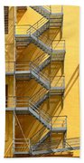 Fire Escape Bath Towel