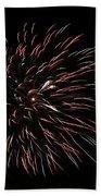 Fireworks Fun 3 Bath Towel