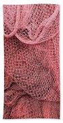 Fishing Nets Bath Towel