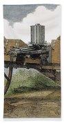 Gatling Gun, 1872 Hand Towel