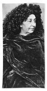 George Sand, French Author And Feminist Bath Towel