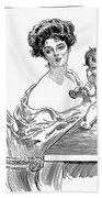 Gibson: Gibson Girl, 1901 Bath Towel