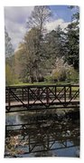 Irish National Botanic Gardens, Dublin Bath Towel