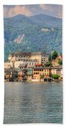 Island San Giulio Bath Towel
