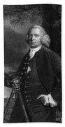 James Brindley (1716-1772) Bath Towel