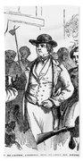 John Browns Raid, 1859 Bath Towel