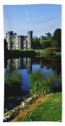 Johnstown Castle, Co Wexford, Ireland Bath Towel