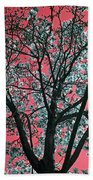 Kimono Pink Bath Towel