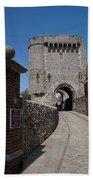 Lewes Castle Bath Towel