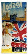London Bath Towel