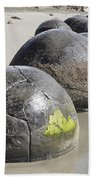 Moeraki Boulders, Koekohe Beach, New Bath Towel