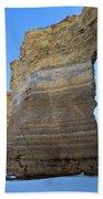 Monument Rocks Arch Bath Towel
