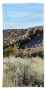 New Mexico Series - A View Of The Land Bath Towel
