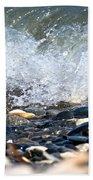 Ocean Stones Bath Towel