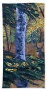 #1 Of A Triptych Hand Towel