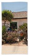 Old Town San Diego Bath Towel