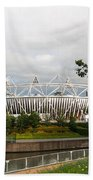 Olympic Park Bath Towel