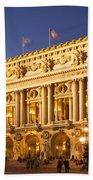 Palais Garnier Bath Towel