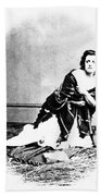 Pauline Cushman (1833-1893) Bath Towel