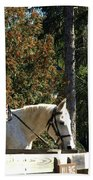 Riding Soldiers Bath Towel