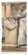 Roman Senate: Catiline Bath Towel