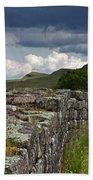 Roman Wall Country Bath Towel