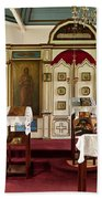 Russian Orthodox Church Hand Towel