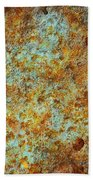 Rust Colors Bath Towel