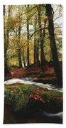 Sally Gap, County Wicklow, Ireland Bath Towel