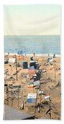 Sand Castles, C1895 Bath Towel