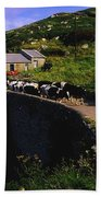 Slea Head, Dingle Peninsula, Co Kerry Bath Towel