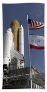 Space Shuttle Endeavour Bath Towel