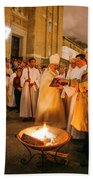 St James Cathedral Bath Towel