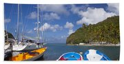 St Lucia Hand Towel