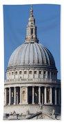 St Paul's Cathedral London  Bath Towel