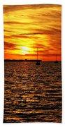 Sunset Xxxii Bath Towel