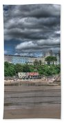 Tenby North Beach Bath Towel