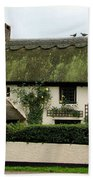 Thatched Cottage Bath Towel